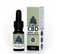 CBD KAPLJICE 5% / 10 ML