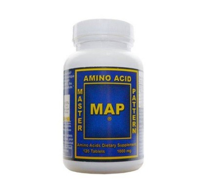 Map aminokisline 120 tablet