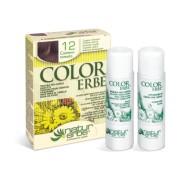 COLOR ERBE® 12 bakreno kostanjeva barva za lase