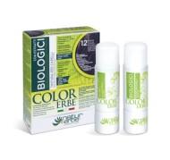 COLOR ERBE® 12 temno bakrena barva za lase z biološkimi izvlečki
