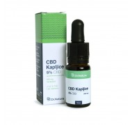 CBD KAPLJICE 5 % / 10 ml, dr natura