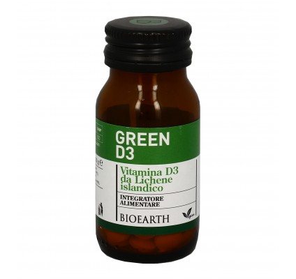 D3 VITAMIN GREEN, 60 TABLET