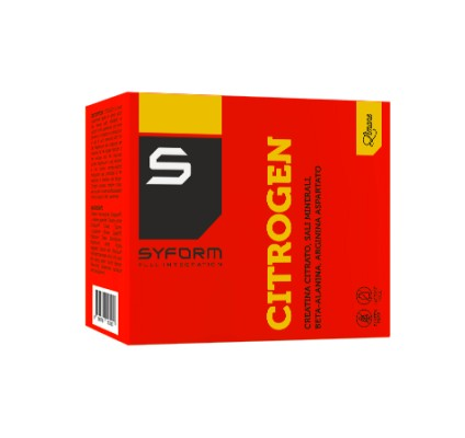 Citrogen 20 vrečk, Syform
