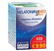 MelatoninaMed Fast melatonin, 150 tablet