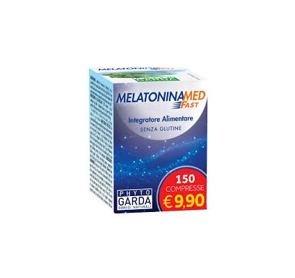 MelatoninaMed Fast melatonin, 150 tablet